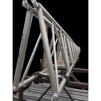 Quality Durable Folding Customized ICTC Aluminum Stage Truss High Load 2.2T for sale