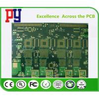 10% Impedance Fr4 Printed Circuit Board High TG170 Immersion Gold PCB 1OZ Copper Manufactures