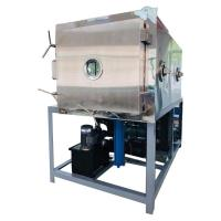 Low Temperature Food Small Freeze Dry Machine 380V / 50HZ / 100A Power Manufactures