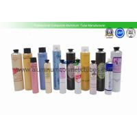 Beauty Empty  Aluminium Cosmetic Tubes , Body Lotion Aluminum Tube Containers Manufactures