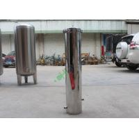 Industrial Multi Bag Ro Water Filter Housing For Water Filtration Equipment Manufactures