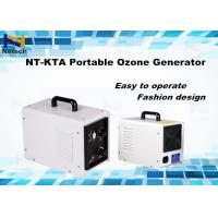 5g/H Home Water Ozone Vegetable Cleaner / Vegetable Washing Machine Manufactures