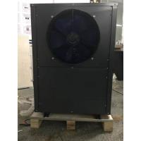 China 10.8kW air source heat pump, side-discharge fan on sale