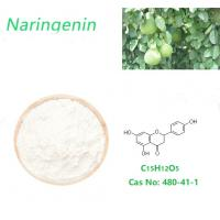 Anti Inflammatory And Antioxidant Naringenin White Powder For Cosmetics and Food Manufactures