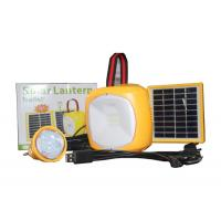 9 Pcs LED Solar Powered Led Lights Yellow Color Maintenance Free With Battery Indicatiors Manufactures
