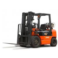 1.8 T JAC Brand LPG Forklift / Used Forklift Trucks With 3000 Mast Lifting Height Manufactures