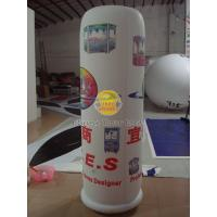 Waterproof Durable Inflatable Helium Advertising Custom Pillar Shaped Balloons Manufactures