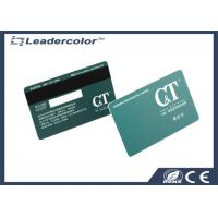 Transport HF RFID Blocking Scanner Guard Card with Signature Panel Manufactures