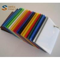 Quality Cast Clear and Color Acrylic Sheet for sale