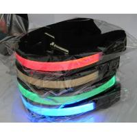 Super Bright Blue LED Flash Chihuahua Collar Manufactures