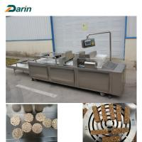 Siemens PLC Auto Control Energy Bar Manufacturing Equipment Cereal Bar Forming Manufactures