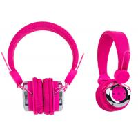 Stereo Over Ear Noise Cancelling Headphones With 300 Mah Lithium Battery Manufactures