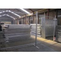 Buy cheap Public Security Event Steel Temporary Fencing Weather Resistant And Durable from wholesalers
