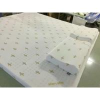 China Healthy Natural Latex Foam Mattress King Size Non Deformable Modern Style on sale