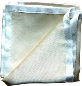 Custom Size Fiberglass Welding Blanket , Heat Resistant Blanket For Shop Manufactures