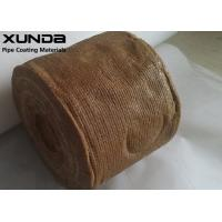 Petro Wrapping Anti Corrosive Tape For Ring Plate And Steel Pipe Fitting for sale