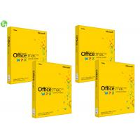 China Windows Computer System Microsoft Office Mac 2011 Home and Student Version on sale