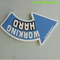 Colorful 5mm PVC Sign Board Sound - Insulated UV Resistance Digital Printing Manufactures