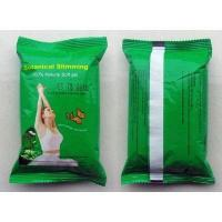 China professional natural green body pastillas botanical slimming products weight loss on sale