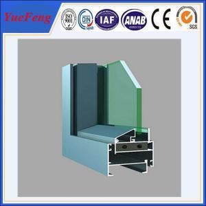 aluminum window frames price/aluminium window making materials, price of aluminium windows Manufactures