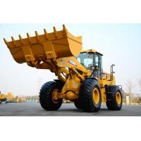 DEUTZ Engine Heavy Earth Moving Machinery /  5 Ton Wheel Loader Manufactures