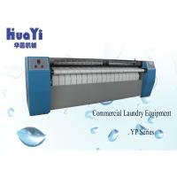 Hotel Linen Steam Press Ironing Machine With Big Ironing Roller Manufactures