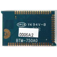 Quality Bluetooth class 2 A2DP module with Antenna---BTM-760 APTX-1 for sale