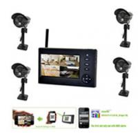 High Definition HDMI Internet Security Camera Systems For Business IP66 Manufactures