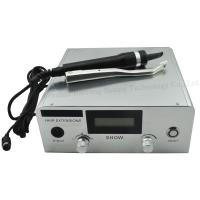 China Ultrasonic fusion human hair extension muachine/lcd hair connector tools on sale