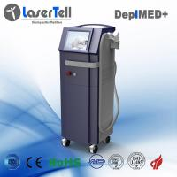 Vertical 2 Handles Beauty Laser Devices , LCD Touch Screen 808 nm SHR IPL Laser Machine Manufactures