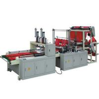 Four Side Sealing Bag Making Machine160 Section / Min With Double Servo Motor Manufactures