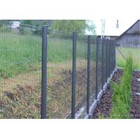 PVC Coated Security Protected Fence/Wire Mesh Fence Manufactures
