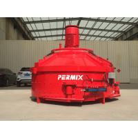 China Planetary Industrial Concrete Mixer Steel Material 30kw Mixing Power on sale