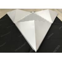 Perforated 3D Snap Clip in Ceiling System for Acoustic Sound Absorbing Panels Manufactures