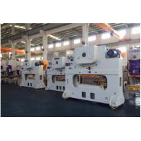 200 Ton Mechanical Press Machine , High Speed Press Machine For Blanking / Punching Manufactures