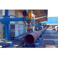 China Automatic Welding Manipulator 2.75kw For Plate Heat Exchanger Moving Revolve Type on sale