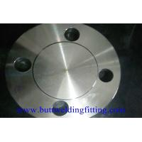 China A182 F304 4''  150lb ASME B16.5 Blind Flanges Forged Stainless Steel Flange on sale