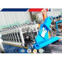 Light Steel Framing Cold Roll Forming Machine Plc Control Fully Automatic Manufactures