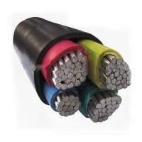 China 185 Sqmm 240 Sqmm Low Voltage Power Cable With XLPE/PVC Insulation Material on sale