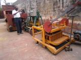 QT10-15 egg layer brick machine Manufactures