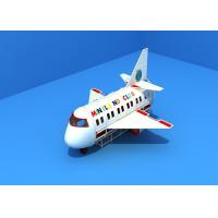 Customized Plane Play Set Kids Outdoor Playground Equipment Slide TQ-C2033 Manufactures