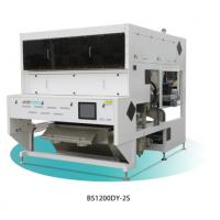 China Fully Automatic Belt Color Sorter For Nut / Ccd / Roast Nut / Cashew / Sun Flower Seed on sale