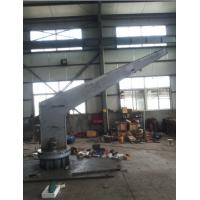 slewing davit/single arm gravity davit&crane for rescue boat Manufactures