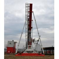 R250 Slant Oilfield Workover Rigs For Loading And Unloading Drill Rods Manufactures