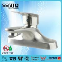 SENTO single lever in wall mounted basin Mixer water faucet with good price Manufactures