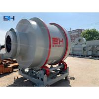 Labor Saving Sand Dryer Machine For Dry Mortar / Foundry Industry Manufactures