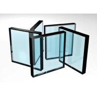 IGU Low E Double Glazing , Laminated Insulated Glass Hollow Structure Manufactures
