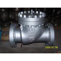 ISO & CE certificate Cast Steel WCB / LCB / LCC Class 150 / 300 Globe Valve Manufactures