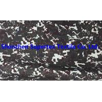China PTFE Laminated 300D Polyester Oxford Breathable Coated Fabric 2mm Ribstop Digital Camo on sale