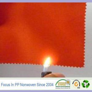 Non-woven polypropylene flame retardant fabric Manufactures